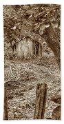Lost Barn S Beach Towel