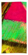 Lost In Colour Beach Towel