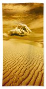 Lost Worlds Beach Towel by Jacky Gerritsen