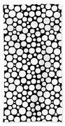Lots Of Bubbles 1 Case Beach Towel