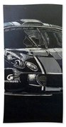 Lotus Exige Gt3 Beach Towel