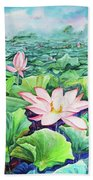 Lotus_01 Beach Sheet