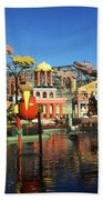 Louisiana Worlds Fair 1984 - New Orleans Photo Art Beach Towel