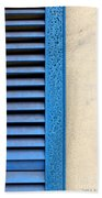 Louvered Beach Towel