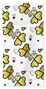 Love Connection - Valentines Beach Towel