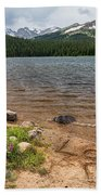 Love The Colorado Rocky Mountains Beach Towel