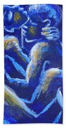 Lovers - Night Of Passion 4 Beach Towel