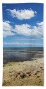 Low Tide In Paradise - Key West Beach Towel