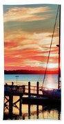 Lowcountry Leisure Beach Towel