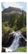 Lower Falls Beach Towel