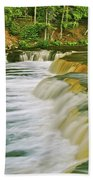 Lower Tahquamenon 6200 Beach Towel