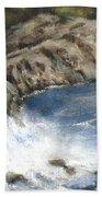 Lucia Falls Summer Beach Towel