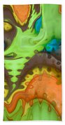 Lucid Dreaming Beach Towel