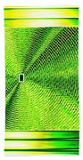 Luminous Energy 14 Beach Towel