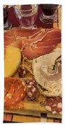 Lunch Fraschetta Beach Sheet