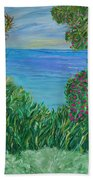 Lush Brush Beach Towel