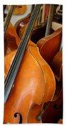 Luthier 4 Beach Towel