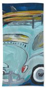 Luvbug Beach Towel