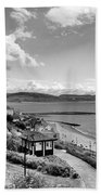 Lyme Regis And Lyme Bay, Dorset Beach Towel by John Edwards