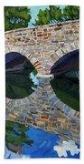 Lyndhurst Bridge Beach Towel