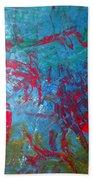 M16 Eagle Nebula  Beach Towel