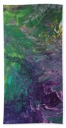 M45 Pleyades  Beach Towel