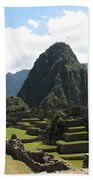 Macchu Picchu 10 Beach Towel