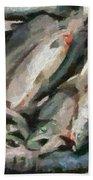 Mackerel Beach Towel