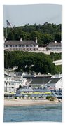 Mackinac Island Beach Towel