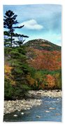 Mad River By Welch And Dickey  Beach Towel
