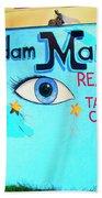 Madame Marie Beach Towel
