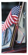 Made In The Usa Beach Towel