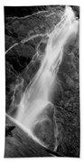 Madison Creek Falls Twelve Beach Towel