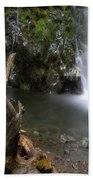 Madison Falls 3 Beach Towel