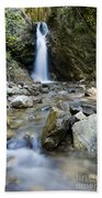 Maekutlong Waterfall Beach Towel