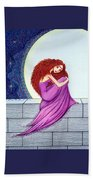 Maggie's Lullaby Beach Towel