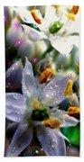 Magic Blossoms Beach Sheet