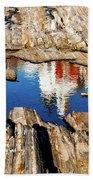 Magic Mirror Beach Towel