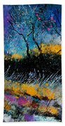 Magic Morning Light Beach Towel
