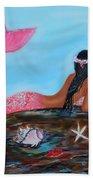 Magical Mystic Mermaid Beach Towel