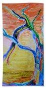 Magical Tree Beach Sheet