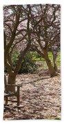 Magnolia Garden 7019 Beach Towel