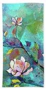 Magnolias Beach Sheet