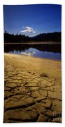 Mahoney Lake Beach Towel