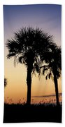 Main Beach Sunrise  Beach Towel