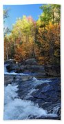 maine 38 Baxter State Park South Branch Stream Beach Towel
