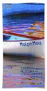 Maipn Mou Beach Towel