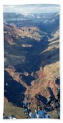 Majestic Grand Canyon Beach Towel