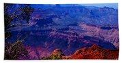 Majestic Grand Canyon Beach Towel