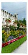 Majestic Salzburg Garden Beach Towel